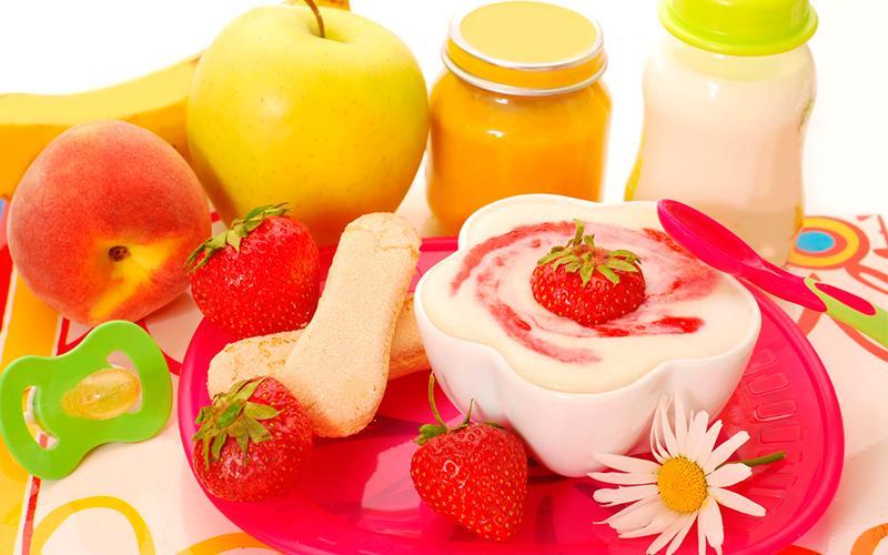 Fructele -esentiale pentru cresterea copilului