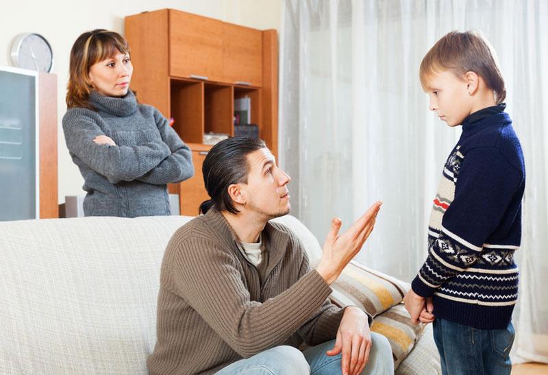 Ce nu se poate sa-i spui copilului?