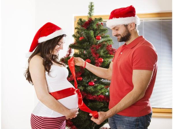 Ghid al gravidei de sărbători