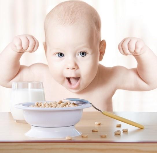 Alimentația bebelușilor – până la un an