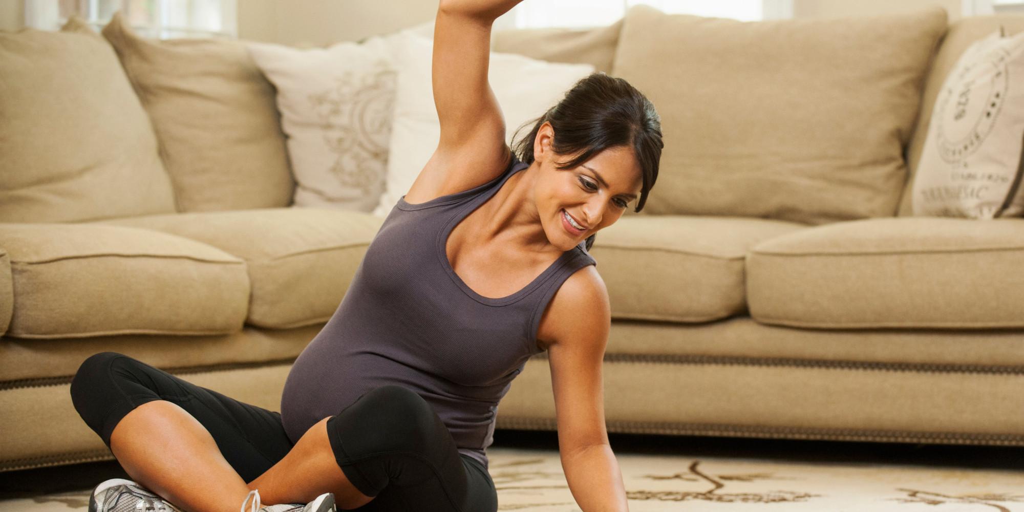 Sportul în timpul sarcinii