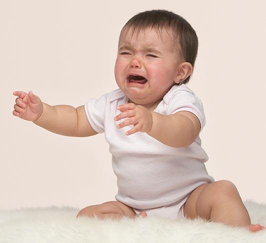 Simptome ciudate la bebeluși