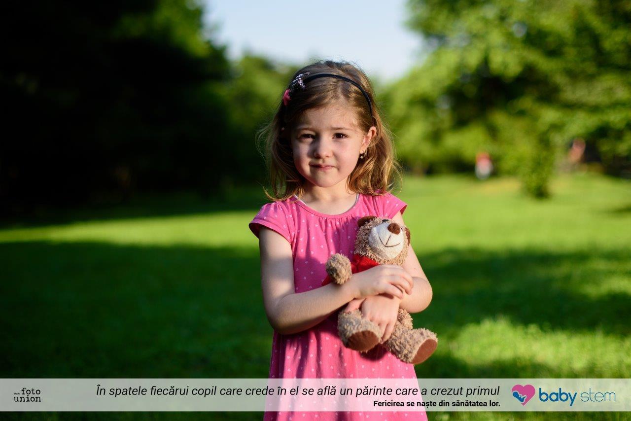 """Baby Stem a sărbătorit copiii alături de Foto Union și  """"Portret de copil 2017. Fericirea se naște din sănătatea lor"""""""