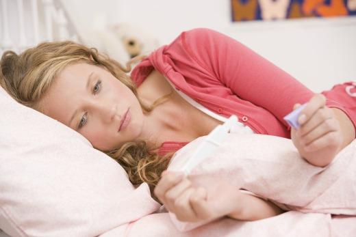 Menstruaţia în timpul sarcinii – Află dacă eşti însărcinată în funcţie de simptome
