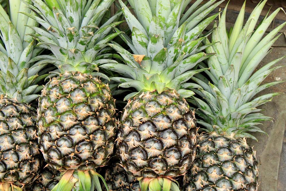 ananas în sarcină