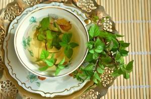 ceai verde la gravide