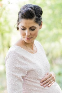 abdomene in sarcina