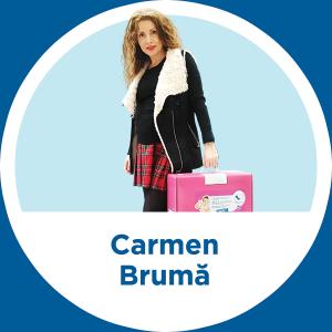 Carmen Bruma recomanda Babystem