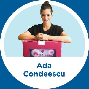 Anda Condeescu Recomanda Babystem