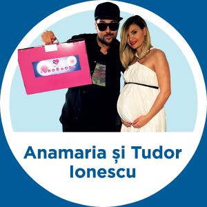 Ana Maria si Tudor Ionescu Recomanda Babystem