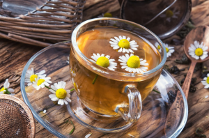 ceai de musetel alaptare