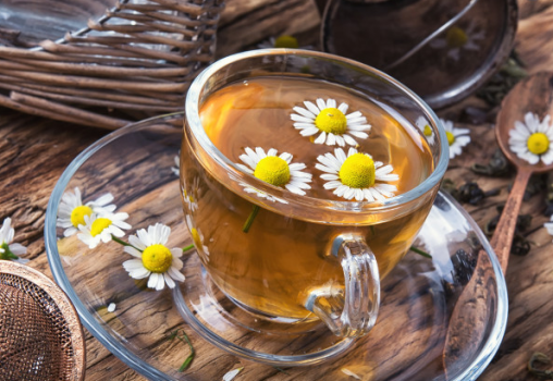Afla ce efecte are consumul de ceai de musetel in timpul alaptarii!