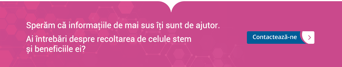 COntact Baby Stem Recoltare celule stem